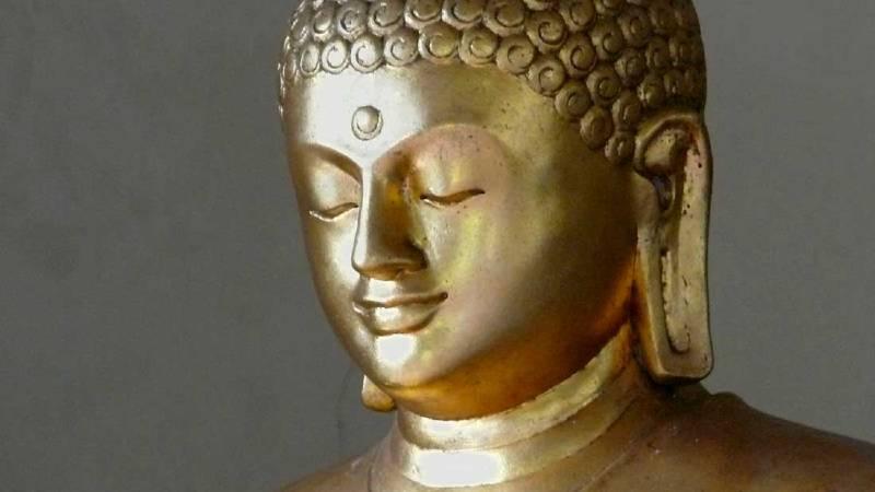 """Упражнение """"Улыбка Будды"""""""